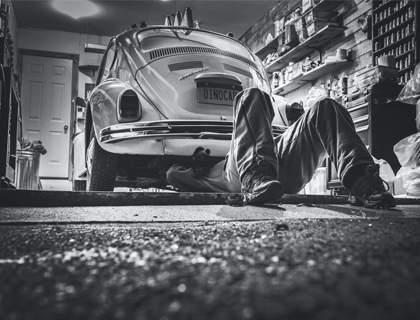 garage pvc vloer