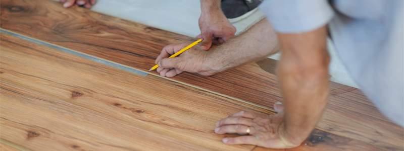 pvc vloer leggen op houten ondervloer