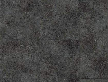 zwarte pvc vloer