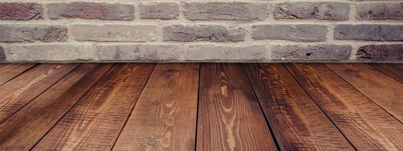 gietvloer op houten vloer