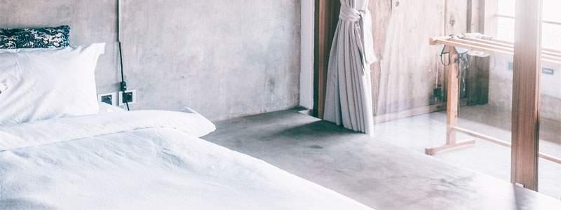 beton cire nadelen