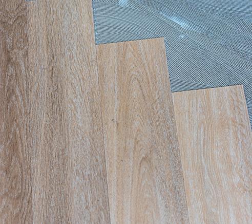 houten ondervloer pvc leggen