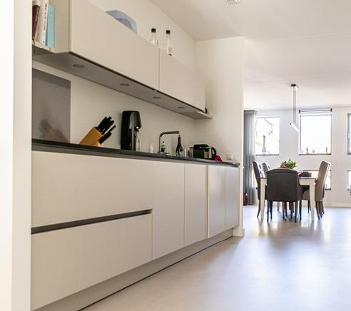 beton ciré keukenblad