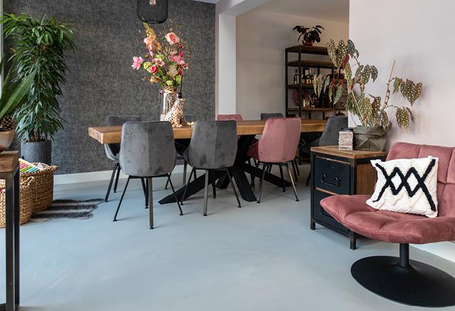 beton ciré vloer goedkoop